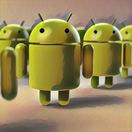 Google controls the mobile operating systems of the world
