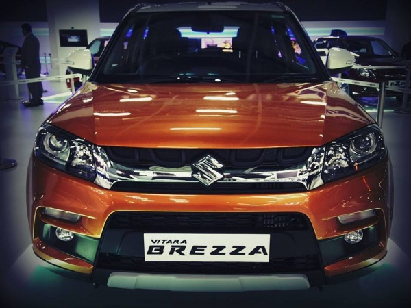 Maruti Suzuki Vitara Brezza Petrol To Be Launched In 2017