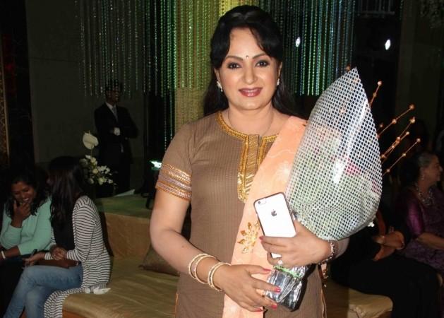 """Upasana Singh joins """"The Kapil Sharma Show."""" Pictured: Upasana Singh at producer Rashmi Sharma`s birthday bash in Mumbai."""