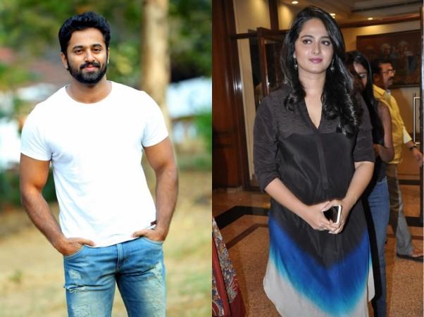 Unni Mukundan and Anushka Shetty