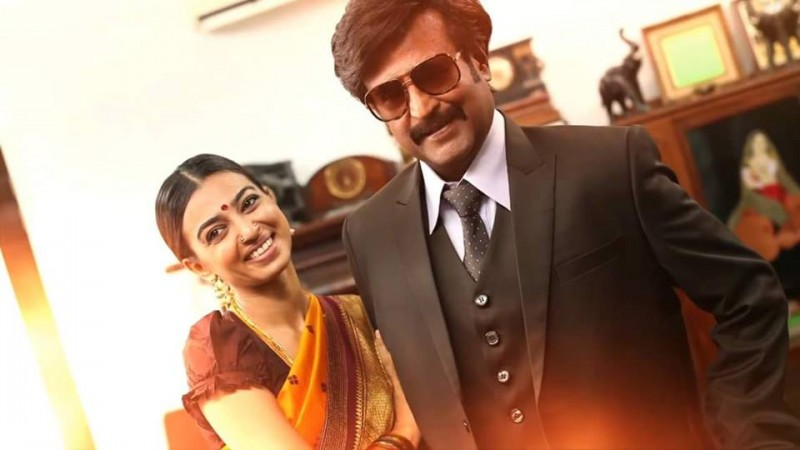 "'Kabali' special: Bollywood actors who have played the role of don. Pictured:  A movie still from Rajinikanth and Radhika Apte-starrer ""Kabali"""