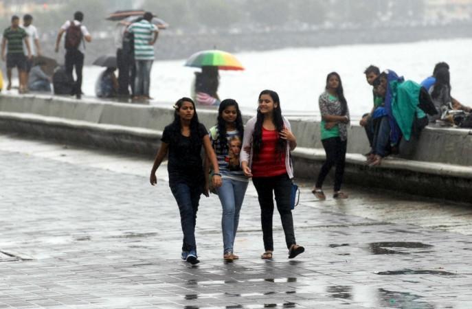 india monsoon rainfall imd surplus deficit spread average above normal modi sowing floods deaths romantic romance mumbai
