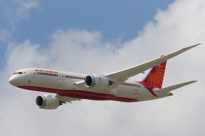 Air India Dreamliner