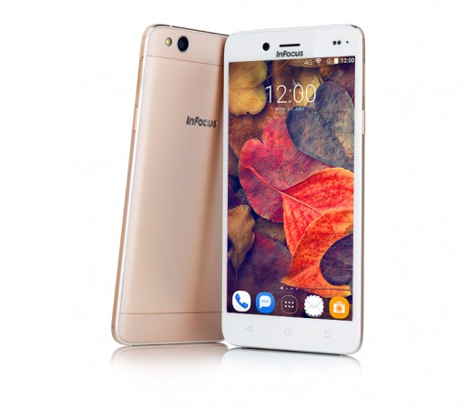 InFocus M535  with 13MP selfie camera launched at Rs. 11,999