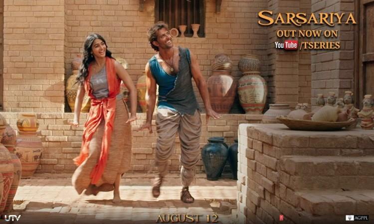 Sarsariya song from Mohenjo Daro