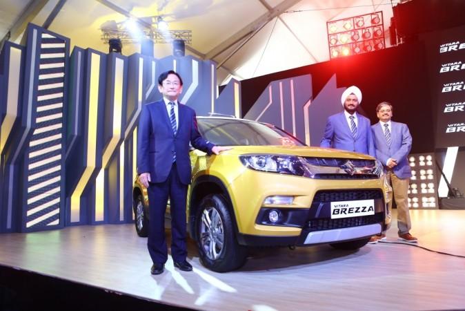 Maruti Suzuki S-Cross baleno officials results june q1 bse sales net profit revenues strike auto industry car sales sub mpv compact sedan car sales august domestic exports