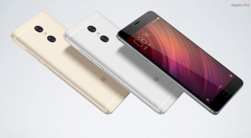 Xiaomi Redmi Pro colour options