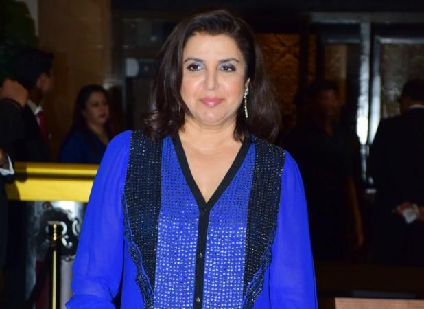 "Farah Khan to replace Ganesh Hegde as judge on ""Jhalak Dikhhla Jaa 9""? Pictured: Farah Khan on Preity Zinta-Gene Goodenough wedding reception"