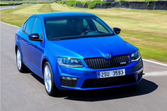 Skoda Octavia vRS likely to be launched in India soon
