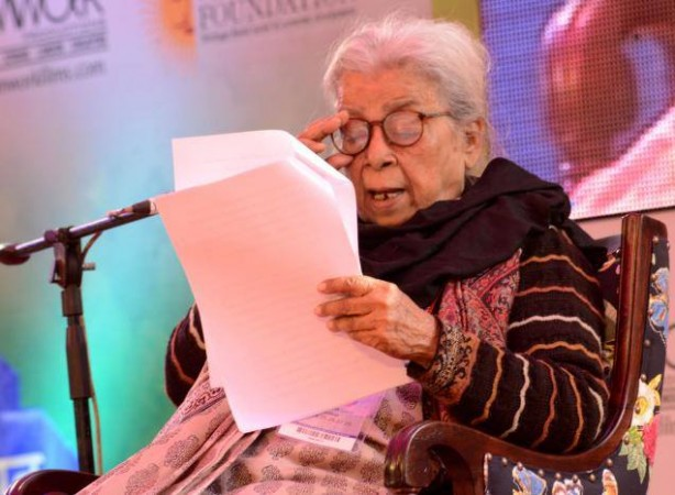 mahasweta devi Mahasweta devi is an indian writer who writes about the life history and struggle of tribal communities read her biography here.