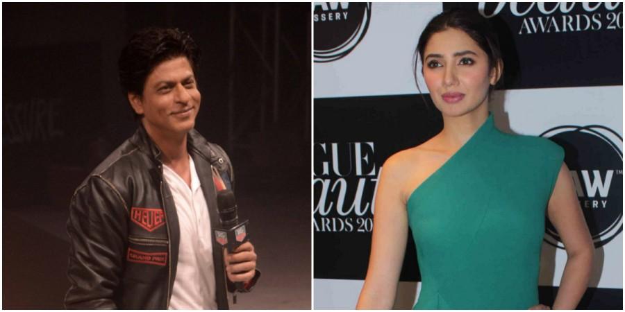 Shah Rukh Khan, Mahira Khan