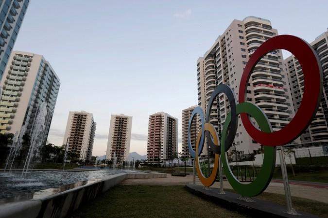Rio Olympics Village