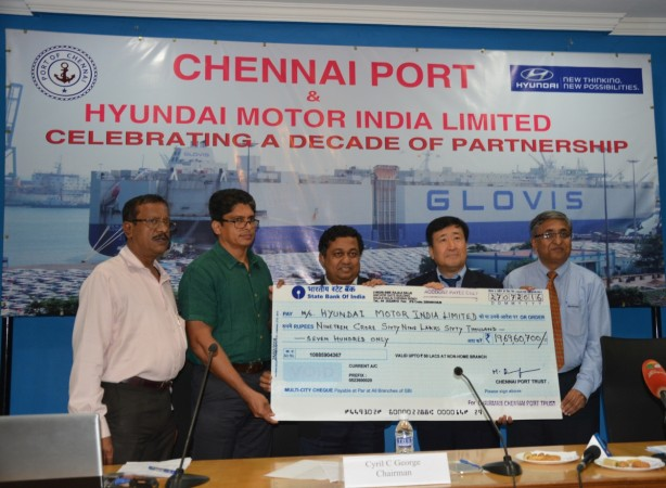 Hyundai India expects to export 1.65 lakh cars this year