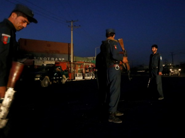 Explosion outside Supreme Court in Afghan capital, casualties feared