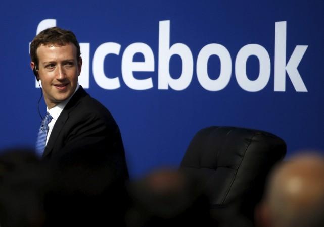 facebook mark tax notice bill ireland us irs earnings profit listing active users social media ceo founder