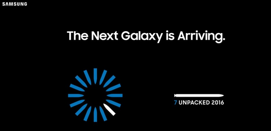 Samsung Galaxy Note7 launch live stream: How to watch '7 Unpacked 2016' event 360-degree on Gear VR, PCs, smartphones, iPhones