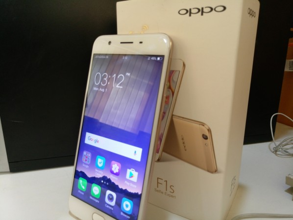 Oppo launches F1s with 16MP front camera to take on mid-range smartphones with its camera