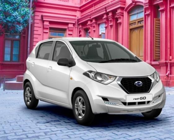 Datsun redi-Go continues to drive Nissan sales