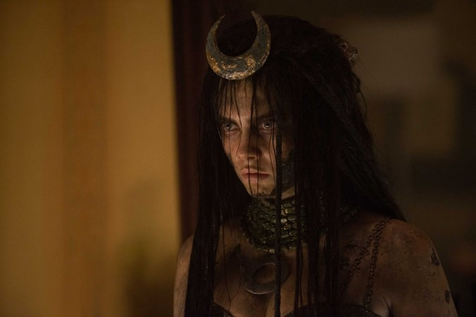 Cara Delevingne as Enchantress in 'Suicide Squad'