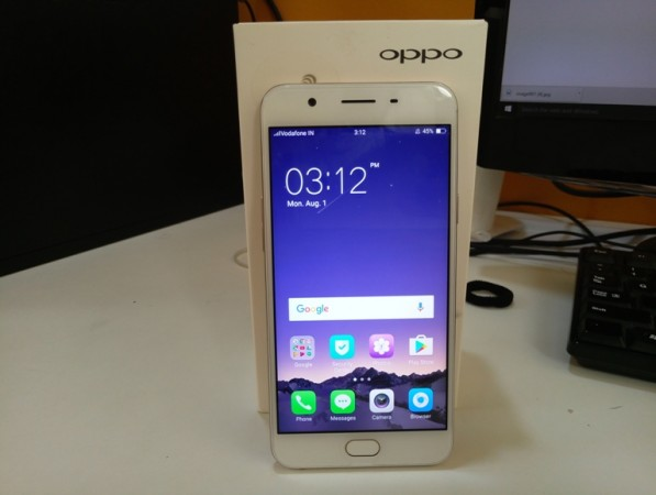 Oppo F1s First Impressions