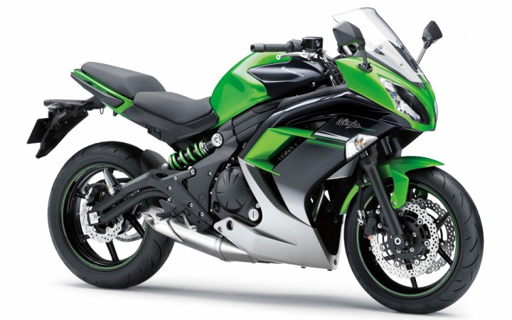 Kawasaki Ninja 650 Sports Bike Prices Slashed By Rs 40 000