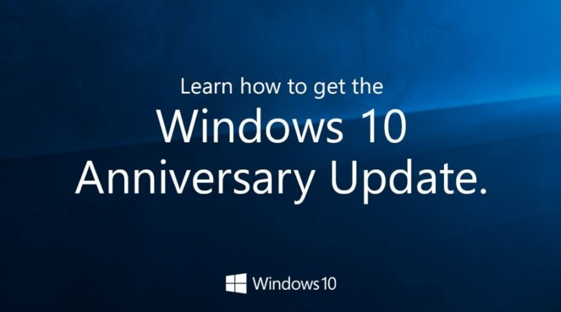 Microsoft releases Windows 10 Anniversary Update [ How to install in three simple steps]