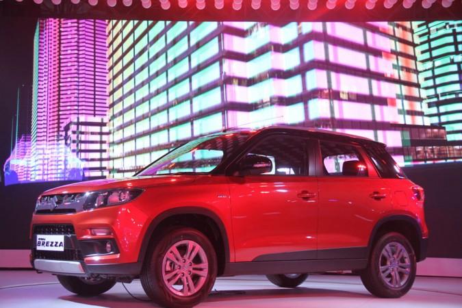 Maruti Suzuki Vitara Brezza prices