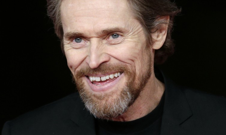 Which character Willem Dafoe will be playing in the movie adaptation of 'Death Note?'