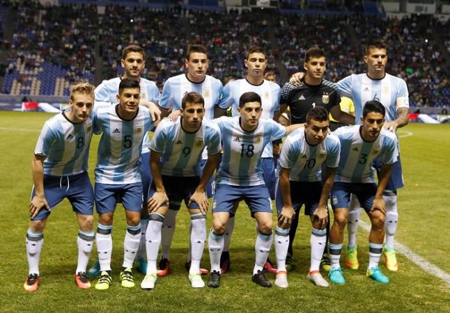 Argentina Rio Olympics