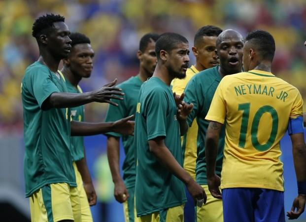Brazil South Africa Olympics