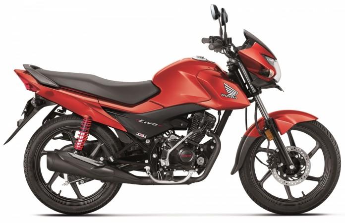 Honda Livo 110cc motorcycle gets new colour shades