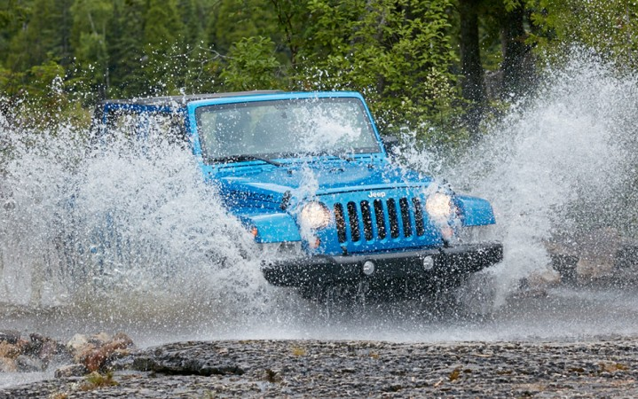 Jeep set to open India chapter on Aug. 31