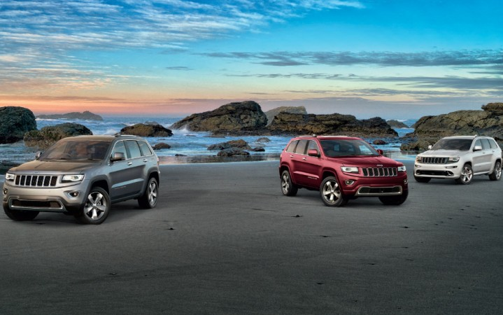 The company's portfolio for India will initially include two models-- Wrangler Unlimited and Jeep Grand Cherokee