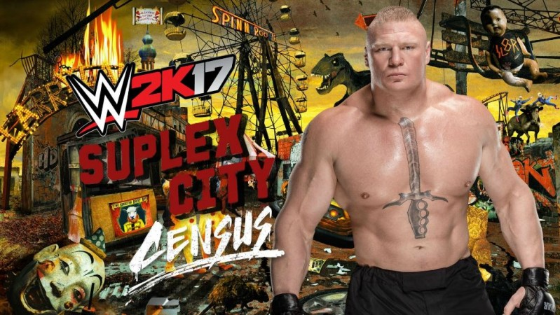 2K has revealed details of Suplex City Census for the upcoming