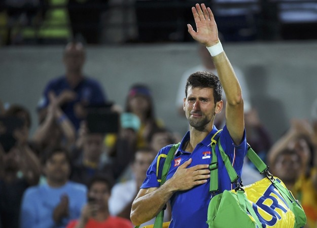 Novak Djokovic Rio 2016 Olympics