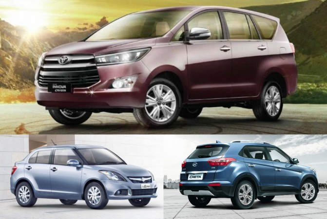 best selling cars by Value