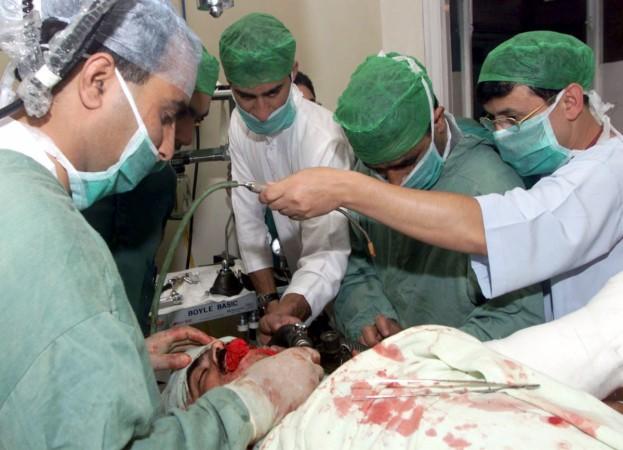 Kashmir doctors