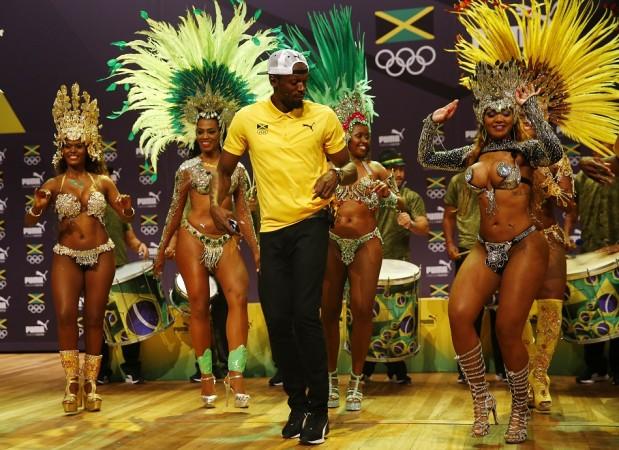 Usian Bolt Rio 2016 Olympics