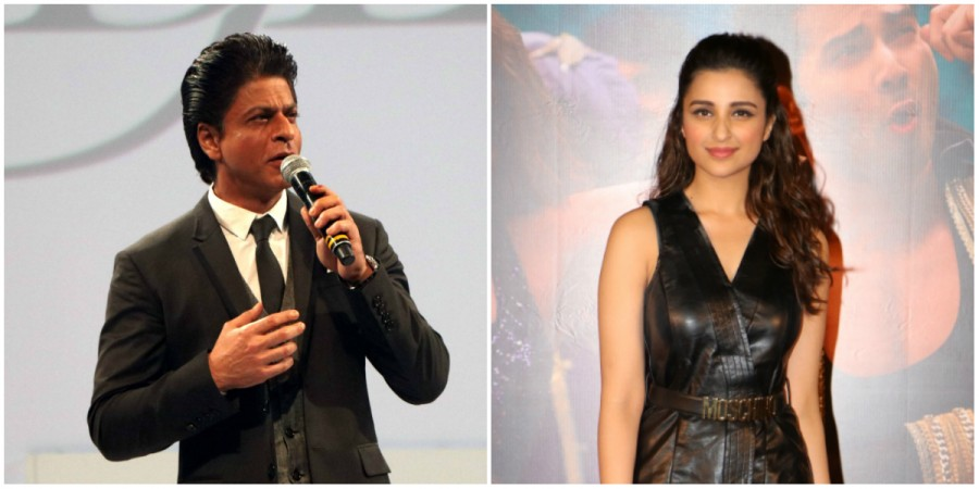 Shah Rukh Khan, Parineeti Chopra