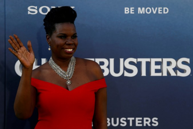 'SNL' star Leslie Jones has been live-tweeting the Olympics and someone in Rio paid attention