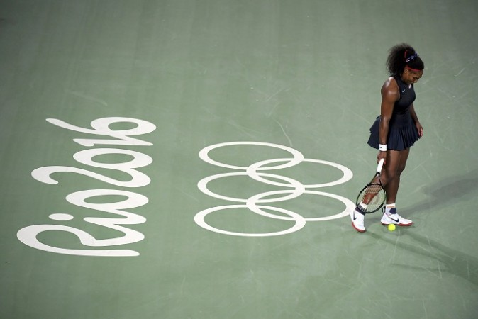 Serena Williams Rio 2016 Olympics