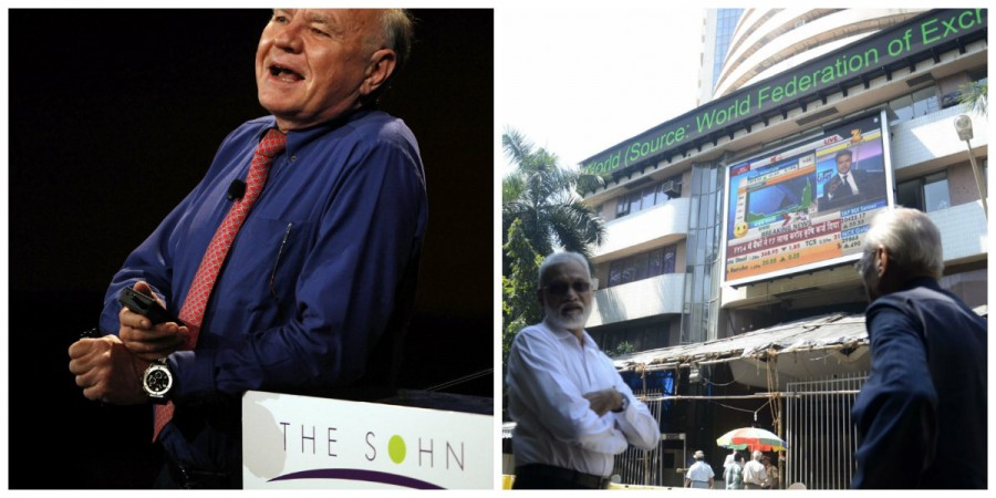 bse marc faber stock markets crash valuation overpriced overbought india sensex s&p crash 2009 asian european world us