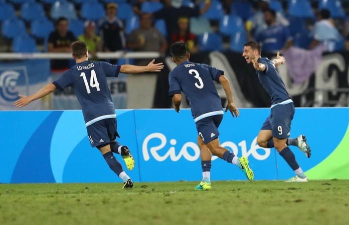 Jonathan Calleri Argentina Rio 2016 Olympics