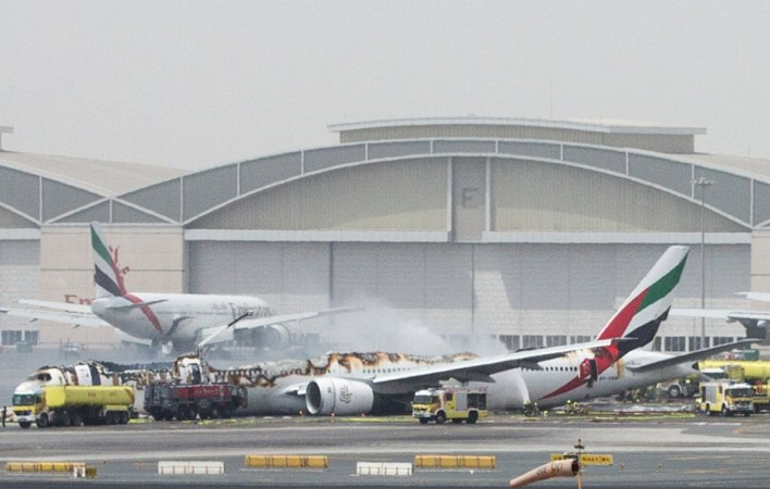 Emirates flight EK521