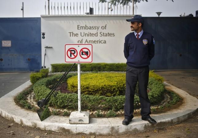 US Embassy, Delhi