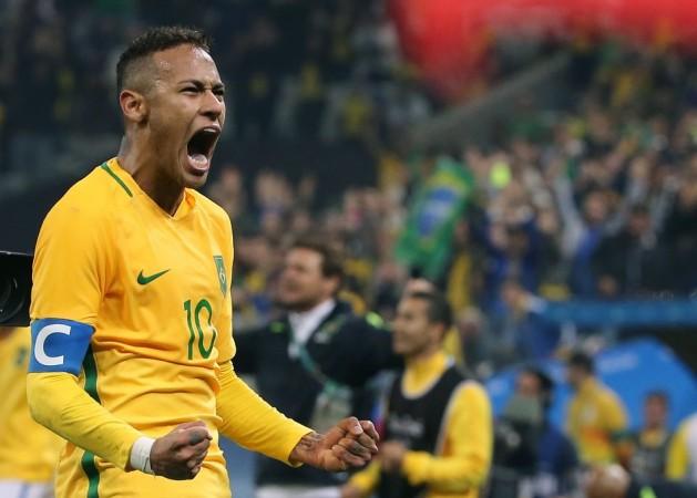 Neymar Rio Olympics