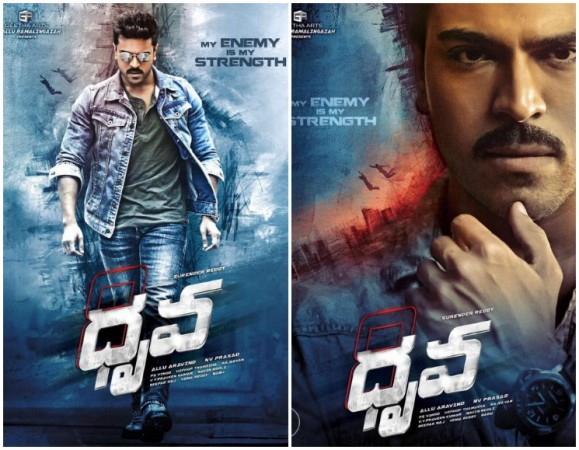 Dhruva first look posters