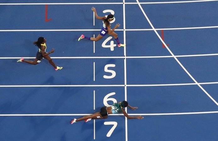 Rio 2016 olympics athletics results david rudisha retains 800m title while shaunae miller dive - Dive recorder results ...