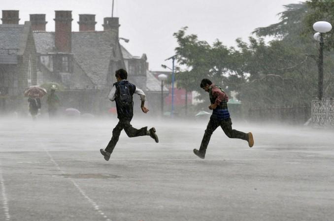monsoon shimla