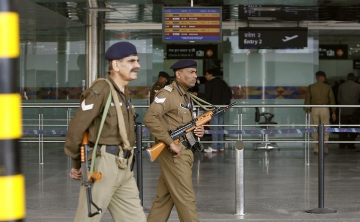 CISF airport